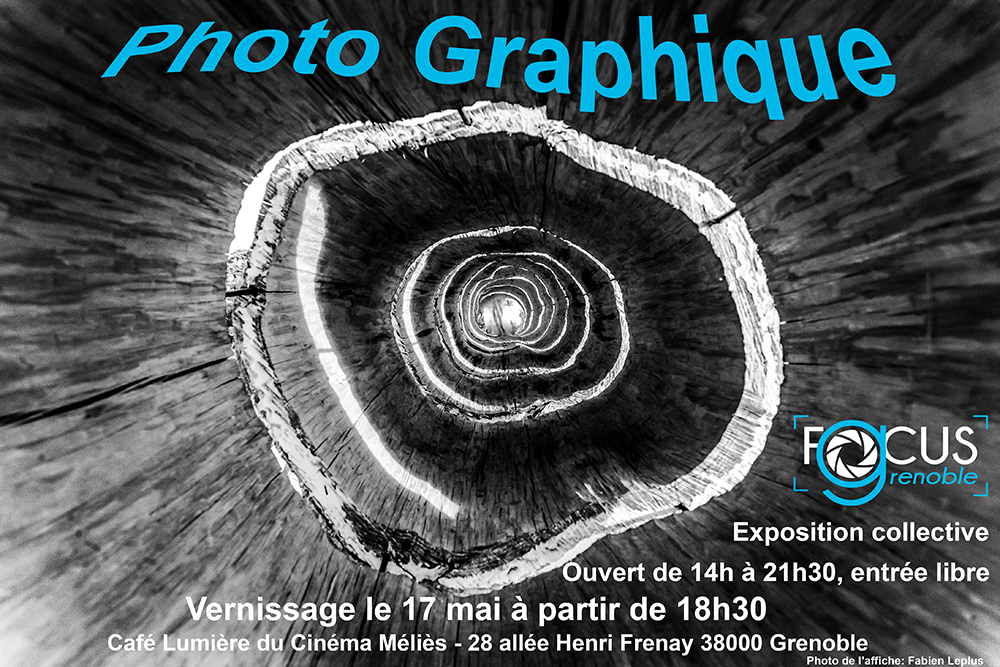 Expo Printemps 2017 : Photo Graphique