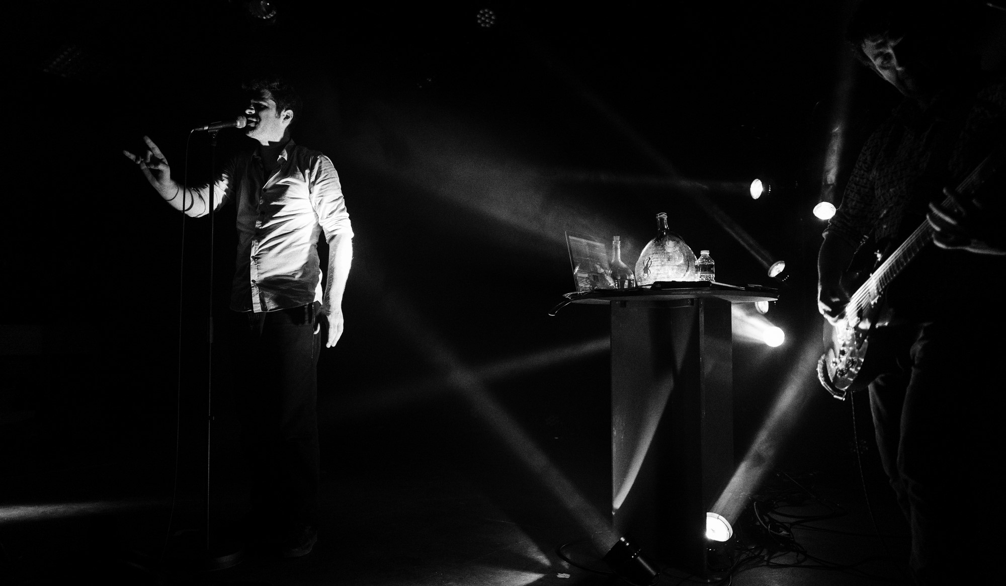 Fantazio + Totem [La Bobine] 11/03
