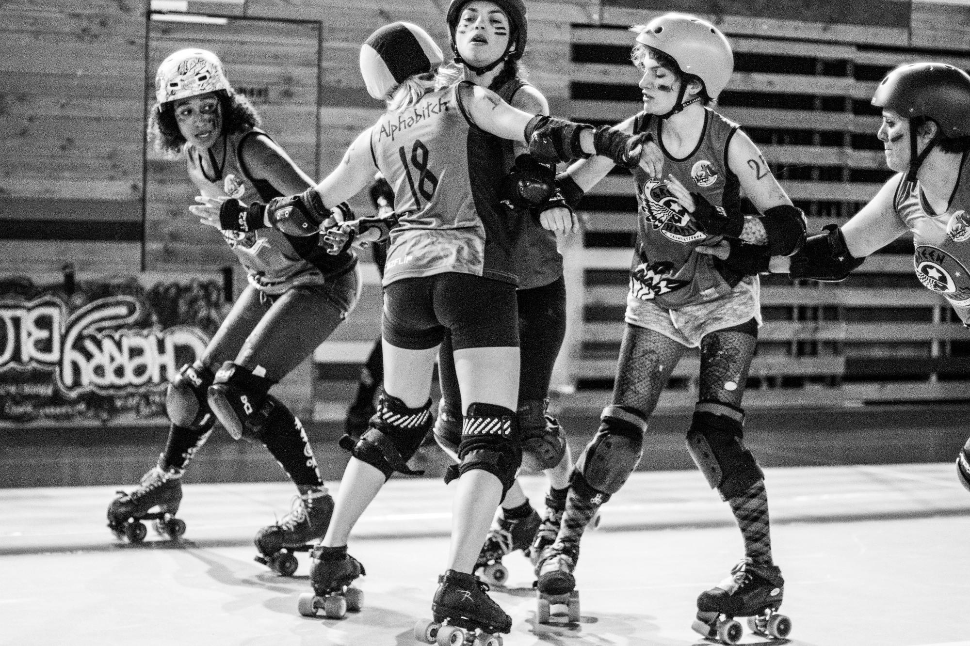 Roller Derby | Samedi 1er avril 2 Alpes