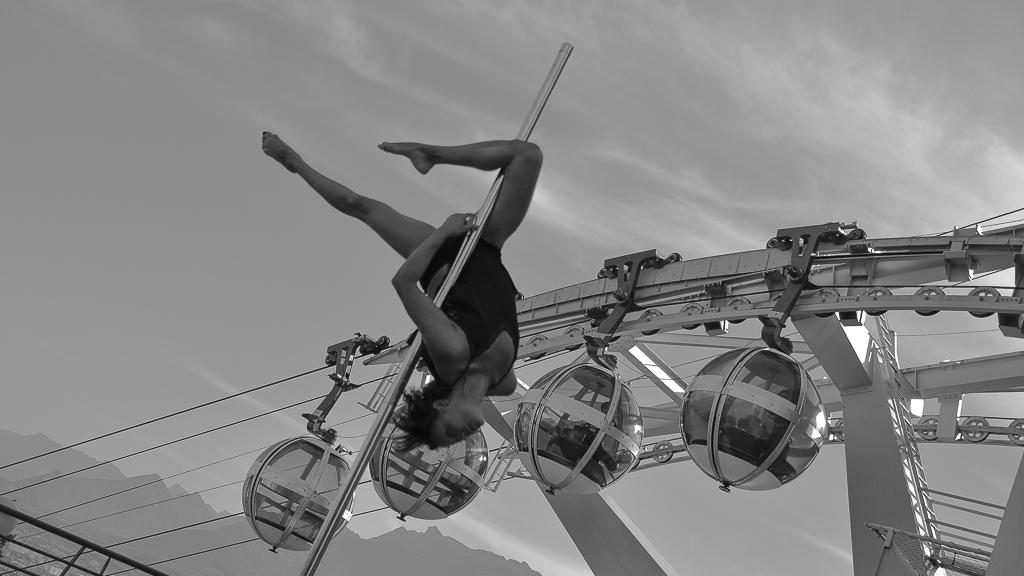 Pole Dance 06/07 [La Bastille et son Téléphérique]