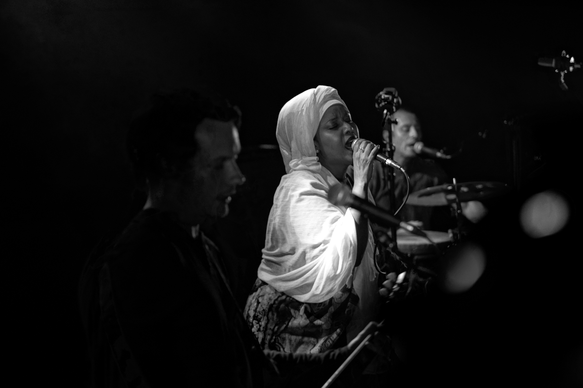 Les Filles de Illighadad+ Sahra Halgan [La Bobine] 16/11
