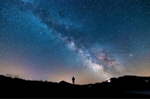Astro Photo : Photographie de la voie lactée par JM Digbo
