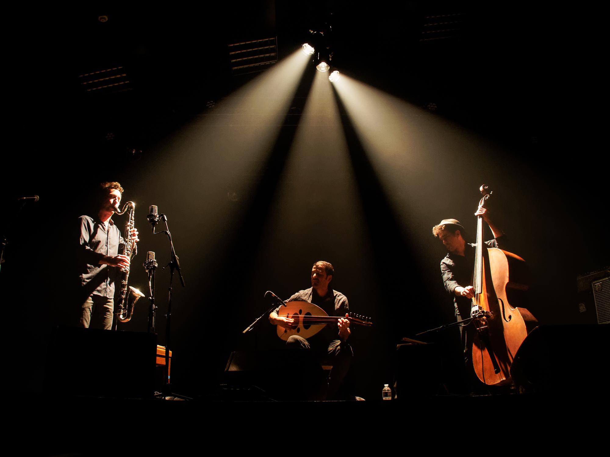 [La Bobine] Douar Trio + Eténèsh Wassié Trio 9/02