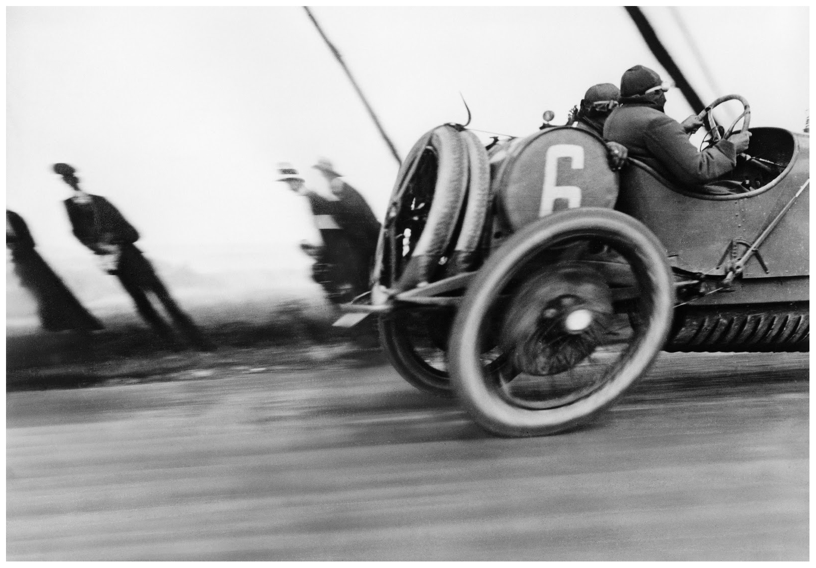 HDP # 13. Grand prix de Jacques Henri LARTIGUE : Le mouvement